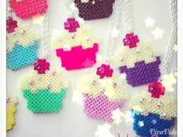 Hama Beads Self Made Craft Art Work