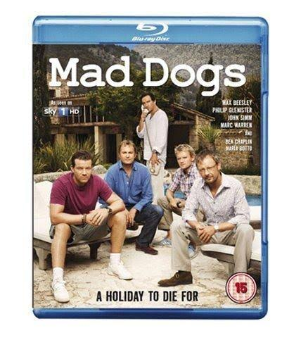 Mad Dogs Series 1 Blu-ray