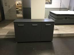 kommode sideboard schrank grau wohnzimmer esszimmer flur