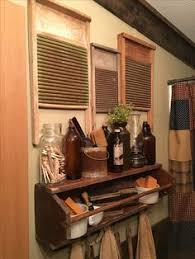 Photos Of Primitive Bathrooms by Primitive Bathroom Primative Decor Pinterest Primitive