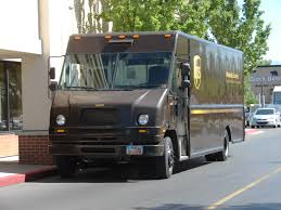 100 Ups Truck Dimensions FileTypical UPS Delivery TruckJPG Wikimedia Commons