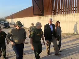 Vice President Stops In McAllen To Tour Border | Local News ... Life Inside Texas Border Security Zone Truck Sales Commercial Youtube I Wanted To Stop Her Crying The Image Of A Migrant Child That Trump Administration Ppares Build First Part Border Wall On Volvo Mcallenvolvo Mcallen 2018 Reviews Edinburg Tx Bert Crossing Stock Photos Home Facebook Rio Grande Valley Is Unusually Quiet As Southwest Crossings