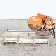 Harbor Freight Tile Saw 10 by Chicago Electric 10