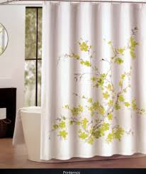 Tahari Home Curtains Yellow by Buy Tahari Home Printemps Shower Curtain In Floral Orange Red