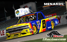 Menards Chevrolet Silverado Truck 2017 TP By Doyle Lowrance ... Menards Gold Line Collection Mtn Dew Beverage Truck Diecast Review Toyota Paul Menard Moen Replica By Nathan Bellaire 2018 Nascar Camping World Series Paint Schemes Team 88 Menards Ford F 150 Pickup Truck With Load Of Quikrete 143 O Scale 148 Denver Diecast Isuzu Jacks Delivery Box New In Preorder 2017 Matt Crafton Eldora Raced Win 124 Ho Amazoncom Penske Toys Games Mth Lionel Us Army Flatcar Pickup Truck Military Hobbies Freight Cars Find Products Online At Set 3 Trucks Gauge Train Layout Nib 15772820 Santa Fe Transporter Hauler Freightliner Cascadia Race
