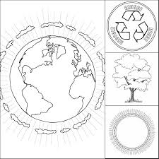 Download Earth Day Coloring Pages 8