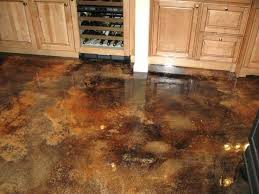 Concrete Stain Designs Diy Advanced Construction Ca A Colored And