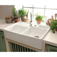 how to clean ceramic sinks in kitchen butler bowl kitchen