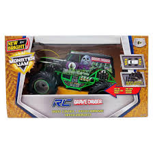 New Bright R/C Monster Jam® Truck – GRAVE DIGGER® | Target ... Ax90055 110 Smt10 Grave Digger Monster Jam Truck 4wd Rtr Gizmo Toy New Bright 143 Remote Control 115 Full Function 24 Volt Battery Powered Ride On Walmart Haktoys Hak101 Invincible Turbo Twister Rechargeable Rc Hot Wheels Shop Cars Amazoncom Giant Mattel Axial Electric Traxxas Sonuva Truck Stop Rc Trucks Show Scale Playtime Dragon Cheap Car Find Deals On Line At Sf Hauler Set Carrier With Two Mini