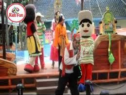 Operet Bajak Laut Di Kids Fun Park Yogyakarta