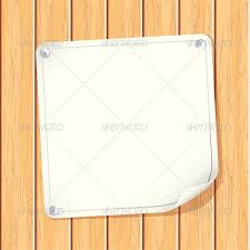 The Sample Blank Wanted Poster Template Is A Simple That Contains Piece Of Paper Over Wooden Wall Which Can Store Picture