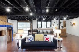 Unfinished Basement Lighting Styles and Inspirations Oakwood