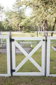 100 Building A Garden Gate From Wood Farmhouse Style DIY Fence Southern Revivals