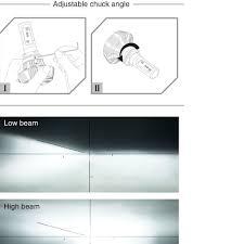 9006 led headlight bulb kit for international truck pro