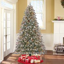 Polytree Christmas Trees Instructions by Holiday Time Pre Lit 7 5 U0027 Covington Fir Artificial Christmas Tree
