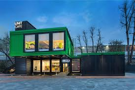 100 Modern Containers Shipping Container