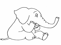 Elephant With A Peanut Dancing
