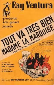 madame la marquise lyrics antiwar songs aws tout va très bien madame la marquise