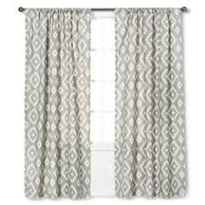eclipse windsor light blocking curtain panel 84 in ivory