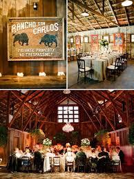 California Rustic Barn Wedding