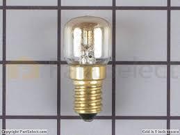 Whirlpool WP Light Bulb 120 130V 15W