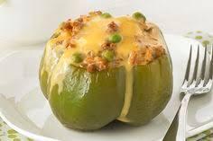 cuisiner les poivrons verts voici le plat principal parfait à cuisiner à la mijoteuse ces