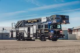 100 Blue Fire Trucks Equipment Apparatus And Rescue Fighting Operations