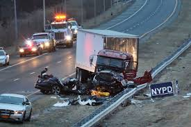 Off-duty Cops In Fatal Wrong-way Crash Had Left Strip Club - CHRON ... Union Firefighters Extricate Driver From Rt 78 Truck Accident 11815 Nj Turnpike I95 Crash Black Ice Trailer Flip Youtube Chesterfield Animation 3 People Killed In Involving Ctortrailer On I280 East Garbage Truck Crashed Into A Wooded Area Of Goffle Brook Park In Man Dies With New Jersey Police Nbc Crashes After Losing Brakes On Hill Hawthorne 1 Dead Overturned Flyengulfed Dump Shuts Down Two 43 Injured School Bus Torn Apart Crash Tractor Trailer Overturns Route 55 Harrison Twp Gloucester 322 Reopens Headon Logan 6abccom