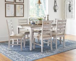 100 6 Chairs For Dining Room Ashley D394 Skempton Table W Best Furniture Mentor OH
