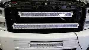 40 inch led light bar grille bracket 2015 chevrolet