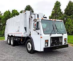 100 Leach Garbage Trucks Rear Loader And Parts