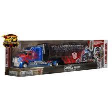 100 Optimus Prime Truck Model ITF Transformers KO Oversized WFC War For