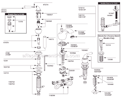 moen ca84246 parts list and diagram ereplacementparts com