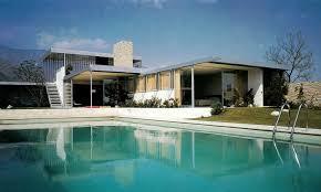 100 Richard Neutra House BuildingKaufmann In Palm Springs By 1946