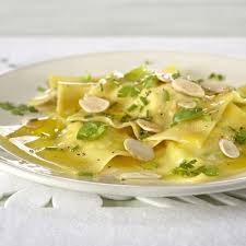Pumpkin Ravioli Filling Ricotta by Ricotta Pumpkin And Leek Ravioli Recipe Myfoodbook Make A