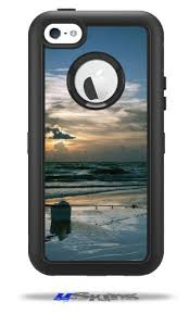 Amazon Fishing Decal Style Vinyl Skin fits Otterbox