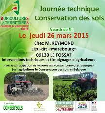 chambre d agriculture ariege journée technique conservation des sols