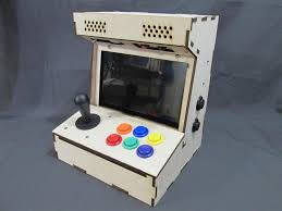 Bartop Arcade Cabinet Kit by Diy Arcade Cabinet Kits More Porta Pi Arcade Kit