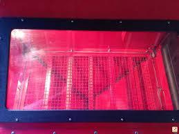 Media Blasting Cabinet Lighting by Hf Blast Cabinet Lighting Upgrade The Garage Journal Board