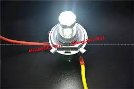 80w led white bright headlights bulbs light bulbs for atv