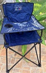 100 Travel High Chair Ciao UPC 858061003108 Ciao Baby Portable Chair Navy Upcitemdbcom