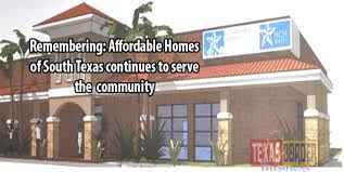 Affordable Homes of South Texas continues to serve the munity