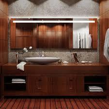 noera oben design led spiegel nach maß fürs badezimmer