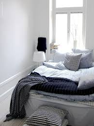 Navy And White Striped Curtains Amazon by Amazon Com Beautiful White And Blue Striped Pattern Duvet Cover