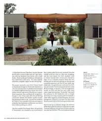 100 Residential Architecture Magazine Landscape Sweetwater Spectrum Feature