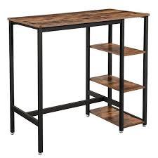 bartisch stehtisch tisch küchentisch esstisch tresen ablage industrial design vintage