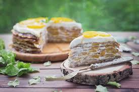 kartoffelauflauf mit chignons käse und sahnesauce