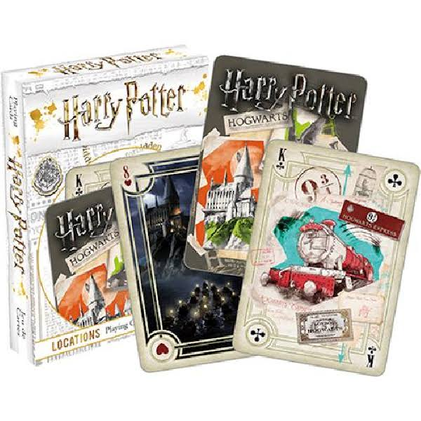 Harry Potter Playing Card Set