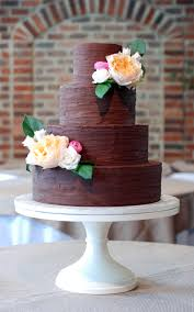 Rustic Wedding Cakes Choc Buttercream Sweet Fix