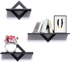 piorlado wandregal set schweberegale regalbrett holz freischwebend stabiles hängeregal wandboard ideal für wohnzimmer schlafzimmer flur badezimmer